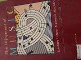 The Enjoyment of Music: An Introduction to Perceptive Listening w/4 CDs and Student Resource...