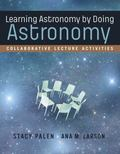 Learning Astronomy by Doing Astronomy : Collaborative Lecture Activities