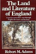 Land and Literature of England A Historical Account