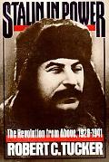 Stalin in Power The Revolution from Above, 1928-1941