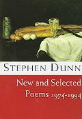 New & Selected Poems 1974-1994