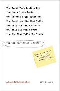 Lie That Tells a Truth A Guide to Writing Fiction