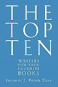 Top Ten Writers Pick Their Favorite Books