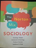 The Norton Mix Sociology Saddleback College