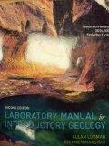 Laboratory Manual for Introductory Geology, 2nd Edition (Radford University | GEOL 105 | Exp...