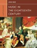 Anthology for Music in the Eighteenth Century (Western Music in Context: A Norton History)