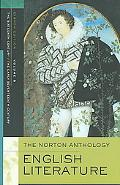 The Norton Anthology of English Literature, Volume B: The Sixteenth Century/The Early Sevent...