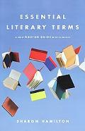 Essential Literary Terms A Brief Norton Guide With Exercises