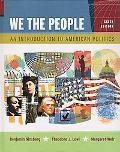 We the People An Introduction to American Politics