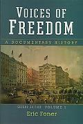 Voices of Freedom, Volume 1