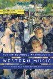 Norton Recorded Anthology of Western Music (Seventh Edition)  (Vol. 2: Classic to Romantic)
