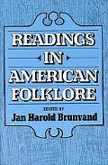 Readings in American Folklore