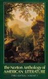 The Norton Anthology of American Literature - Volume 1 (v. 1)