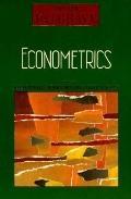 Econometrics The New Palgrave