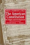American Constitution It's Origin and Development