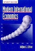 Modern International Economics Study Guide