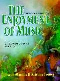 Enjoyment of Music,chronological Ver.