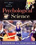 Psychological Science Mind, Brain, and Behavior