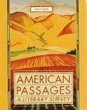 American Passages: A Literary Survey Study Guide