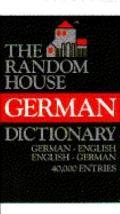 German Vest Pocket Dictionary