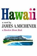 Hawaii - James A. Michener - Hardcover
