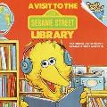 Visit to the Sesame Street Library