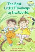 Best Little Monkeys in the World: (Step into Reading Books Series: A Step 2 Book)