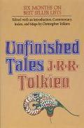 Unfinished Tales - J. R. R. Tolkien - Paperback