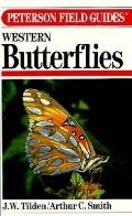 Field Guide to Western Butterflies - James W. Tilden - Paperback