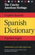 Concise American Heritage Spanish Dict.
