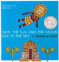 Why the Sun and the Moon Live in the Sky An African Folktale