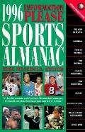 1996 Information Please Sports Almanac - Mike Meserole - Paperback