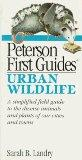 Peterson First Guide(R) to Urban Wildlife (Peterson First Guides)