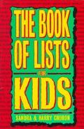 The Book of Lists for Kids