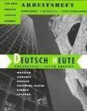Deutsch Heute: Grundstufe : Arbeitsheft : Workbook/Lab Manual/Video Workbook
