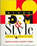 Form+style