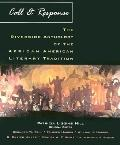 Call & Response The Riverside Anthology of the African American Literary Tradition