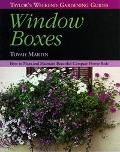 Window Boxes How to Plant and Maintain Beautiful Compact Flowerbeds