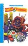 Houghton Mifflin Spelling: Hardcover Student Edition Level 4 1998