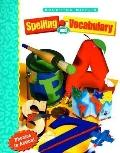 Houghton Mifflin Spelling and Vocabulary Level 1