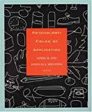 Psychology: Fields of Application