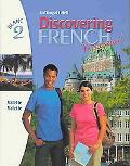 McDougal Littel Discovering French Nouveau! Blanc 2, Workbook