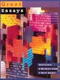 Great Essays: An Introduction to Writing Essays