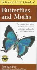 Peterson First Guide to Butterflies and Moths