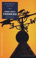 Material Faith Thoreau on Science