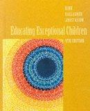 Educating Exceptional Children, Ninth Edition