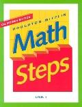 Mathsteps, California Edition Level 1