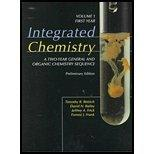 Integrated Chemistry: A Two-year General And Organic Chemistry Sequence, Preliminary Edition...