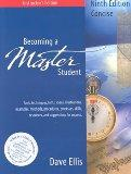 Becoming A Master Student Concise Ninth Edition