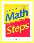 Math Steps Level k